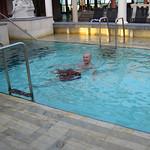 John in the geriatric pool